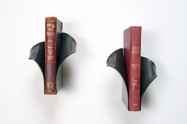 Book Sconce Pair