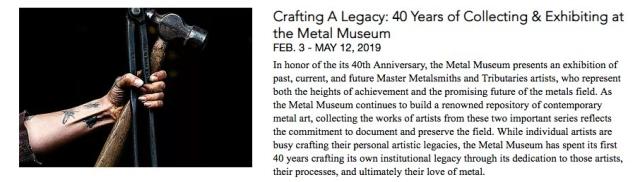 Crafting A Legacy 2019